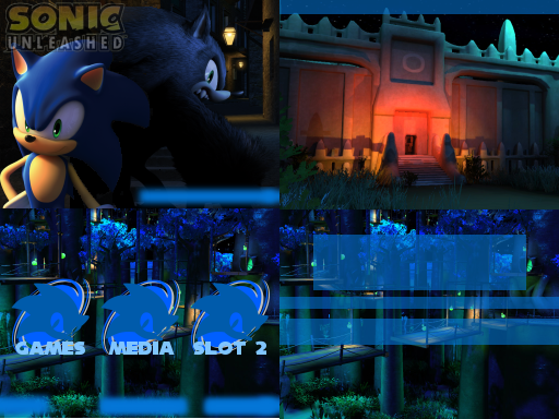Thumbnail 1 for Sonic Unleashed